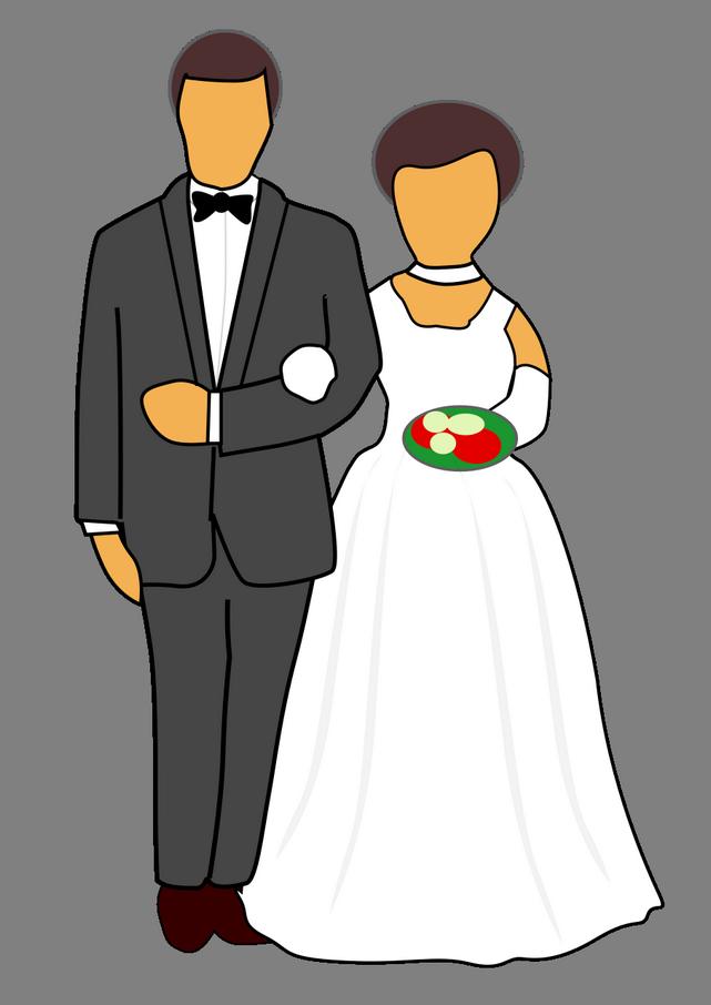 Přání pro novomanžele, přáníčka, blahopřání - Blahopřání k svatbě novomanželům
